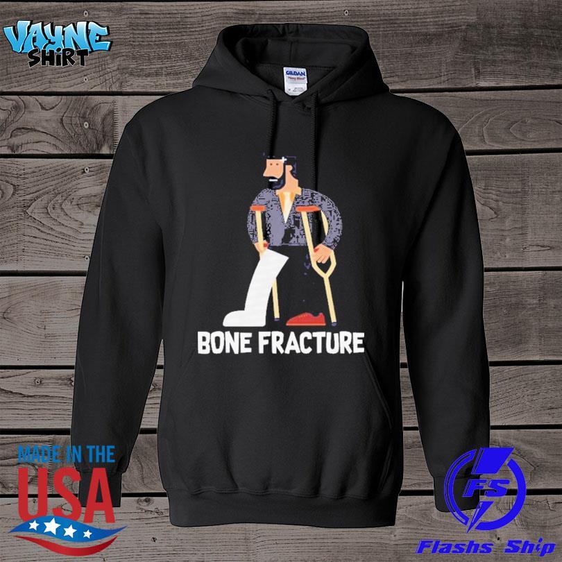 Broken Fracture s hoodie