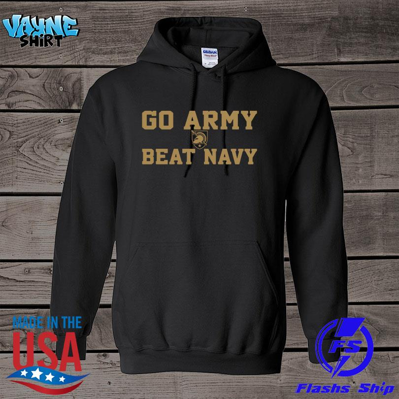 Official Go Army Beat Navy Shirt hoodie