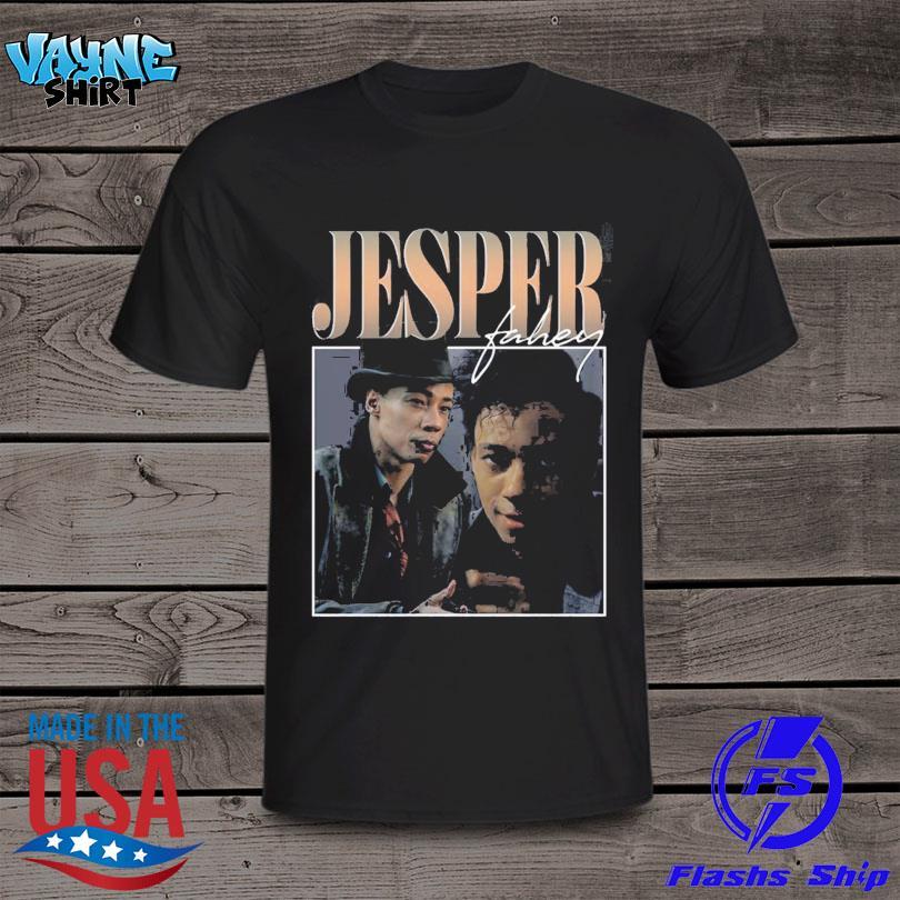 Official Jesper Fahey shirt