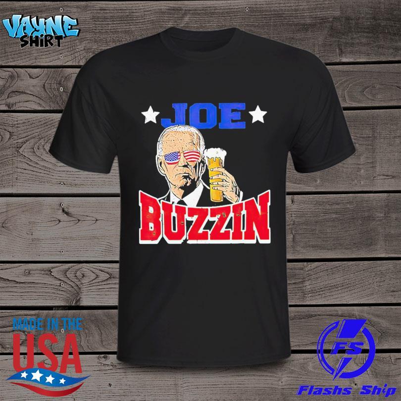 Official Joe Biden drinking Beer shirt