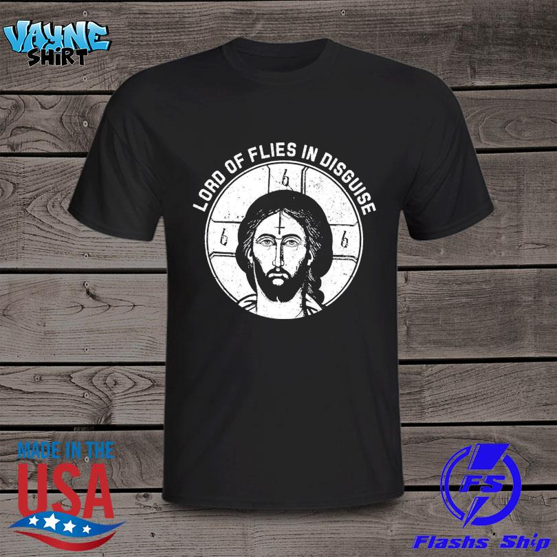 Official Lord of flies in disguise shirt