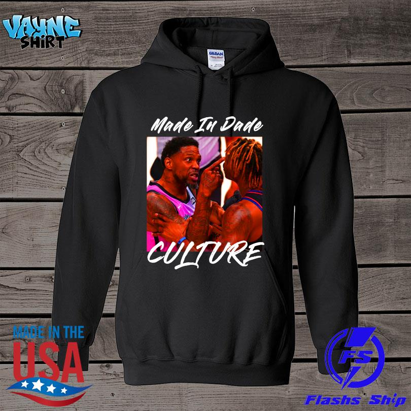Official Made in dade culture s hoodie