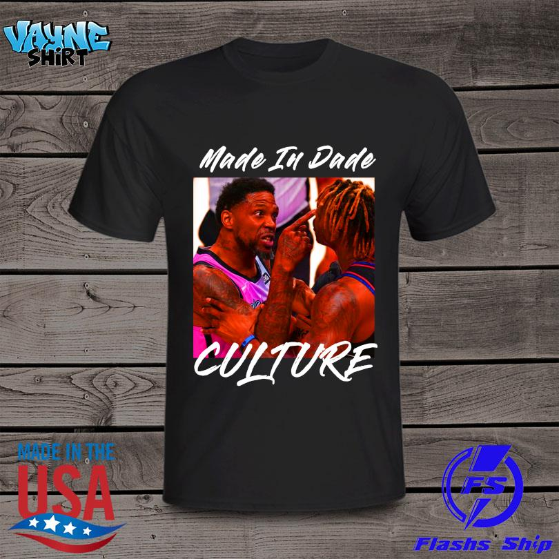 Official Made in dade culture shirt