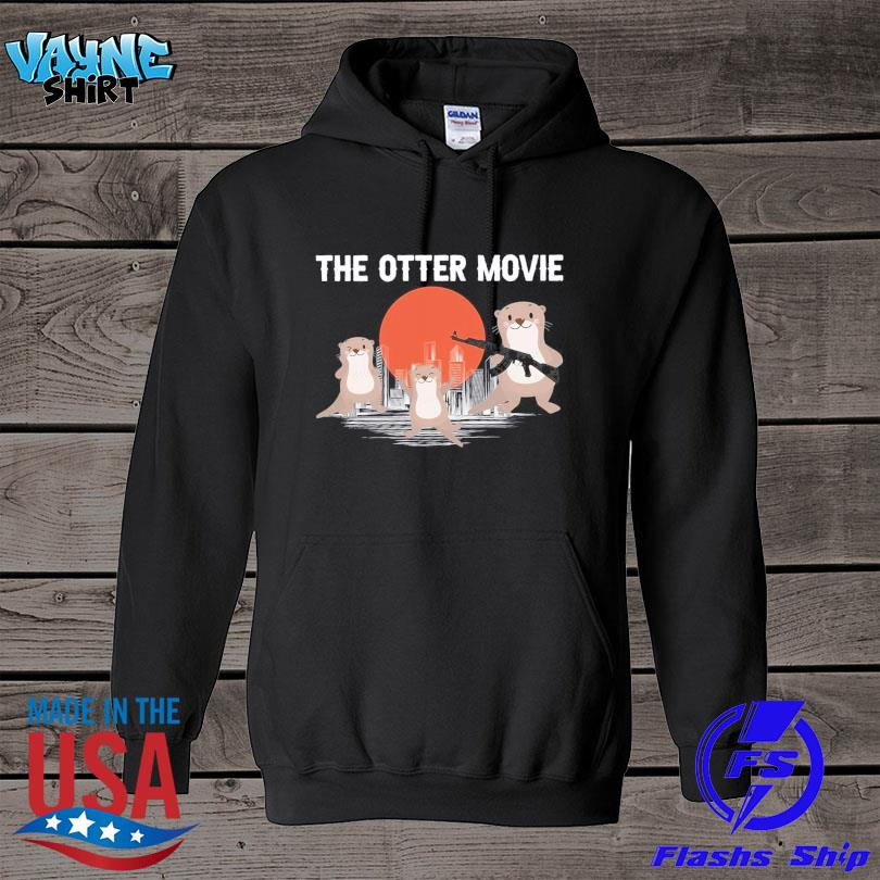 Official Sloth the otter movie s hoodie