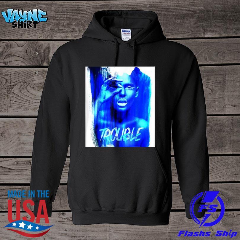 Official Misfit trouble s hoodie