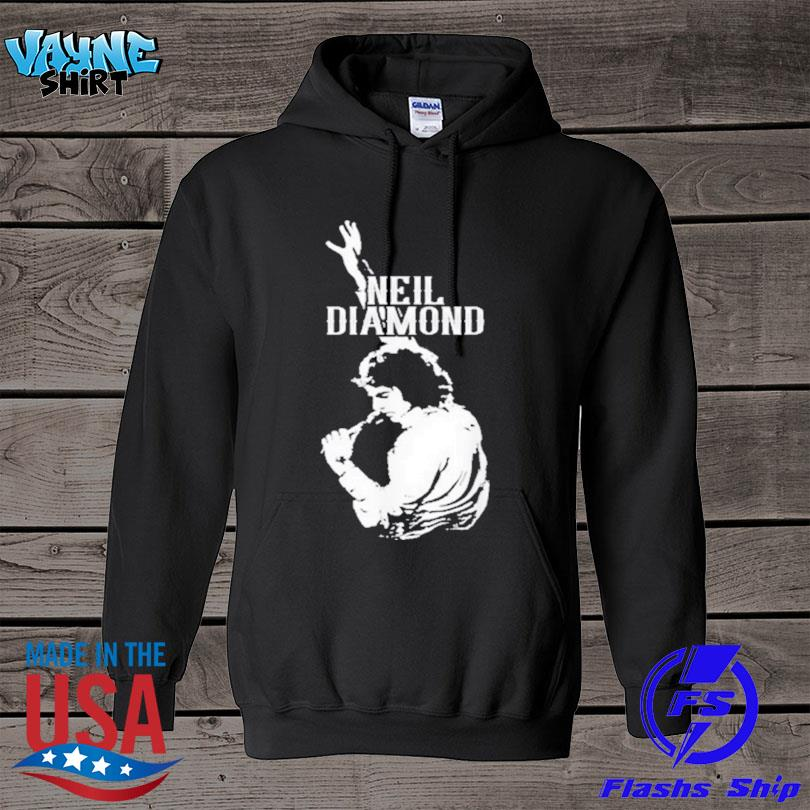 Official Neil diamonds vaporware s hoodie