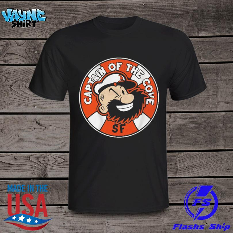 Brandon Belt Captain of the Cove Shirt
