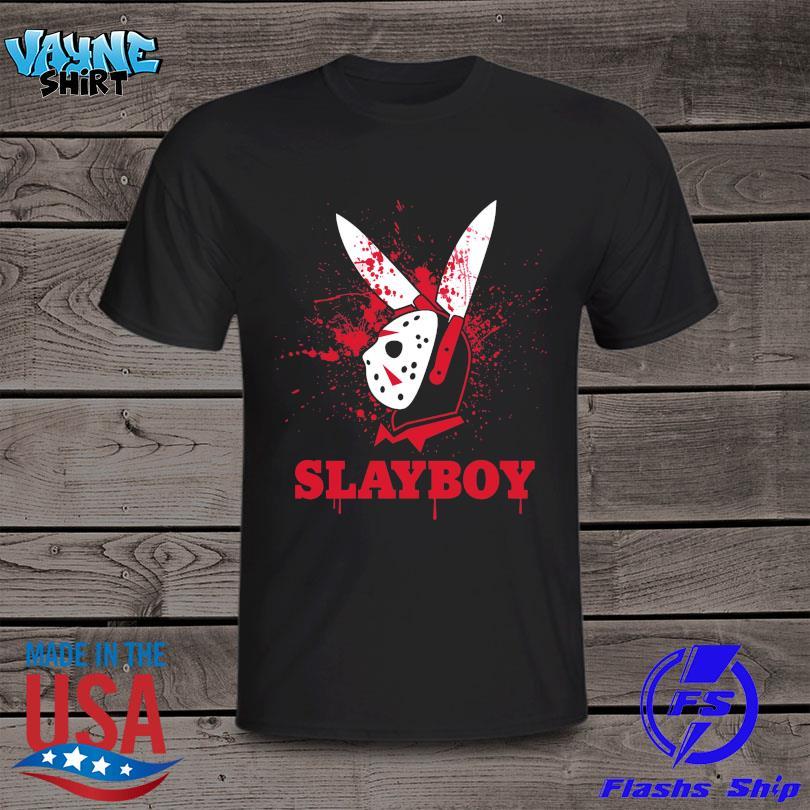 Jason Voorhees Playboy shirt